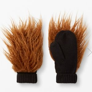 NWT Hanna Andersson Star Wars Chewbacca mittens